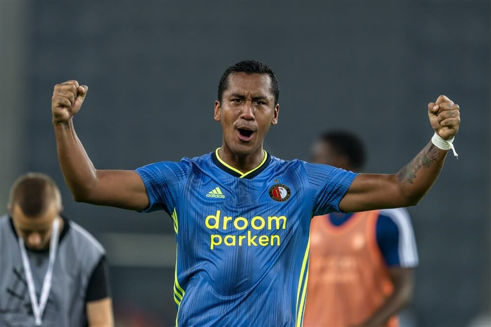 """Feyenoord in gesprek met Renato Tapia over contractverlenging""; image source: Pro Shots"
