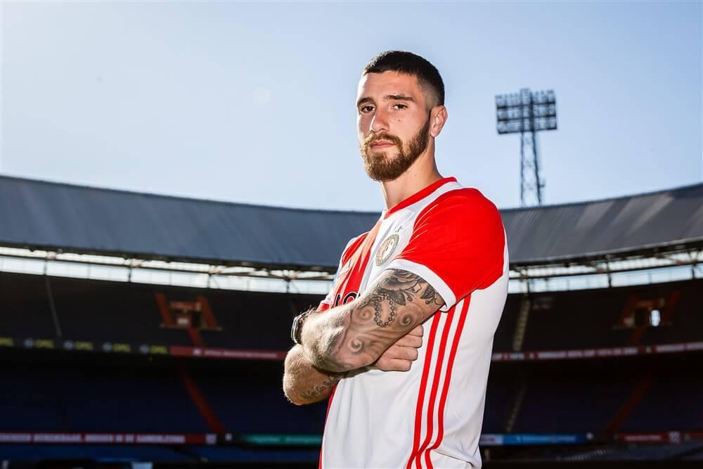 """Henk Timmer: """"Feyenoord kan nu ook een keer een speler voor plus twintig miljoen kan verkopen""""; image source: Pro Shots"""