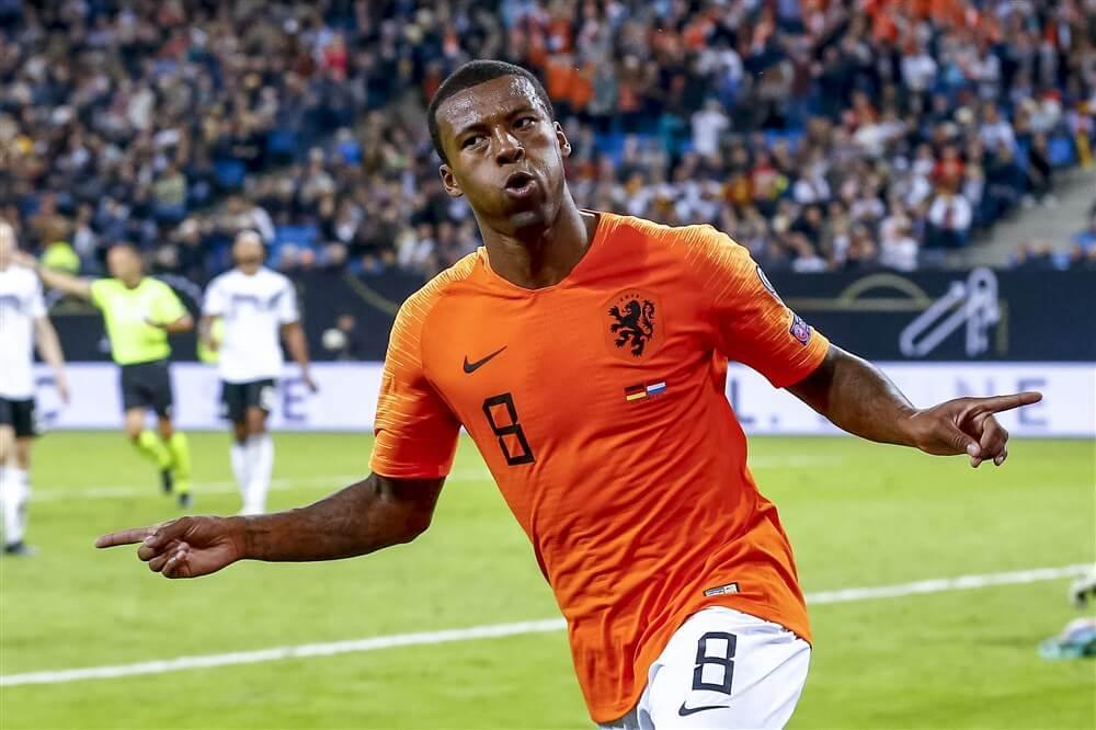 Nederlands elftal wint zonder Feyenoorders in en tegen Duitsland; image source: Pro Shots