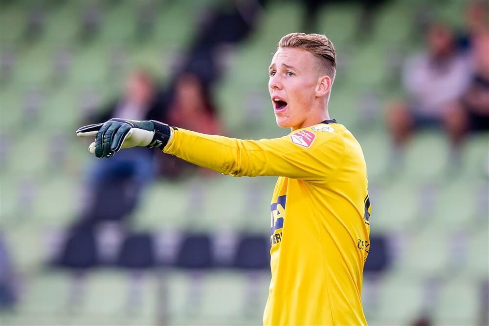 """""""FC Dordrecht haalt nieuwe keeper uit onvrede over ontwikkeling huurling Ramon ten Hove""""; image source: Pro Shots"""
