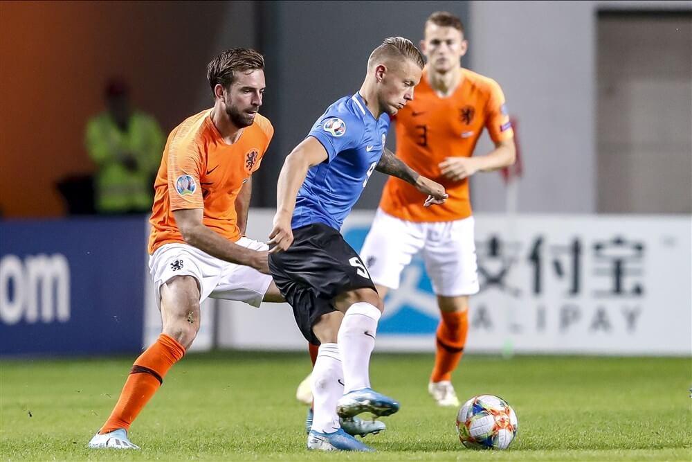 """""""Jelle Vossen en Erik Sorga in beeld bij Feyenoord om spitspositie te versterken""""; image source: Pro Shots"""