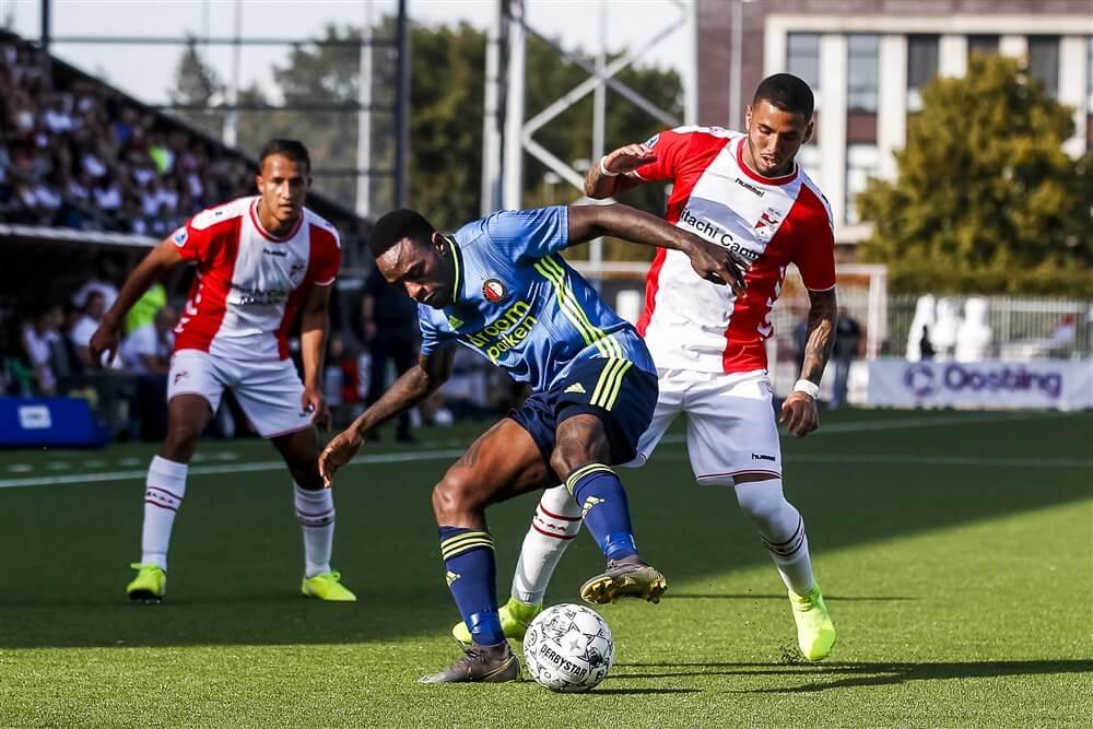 Feyenoord pakt diep in blessuretijd punt tegen FC Emmen; image source: Pro Shots