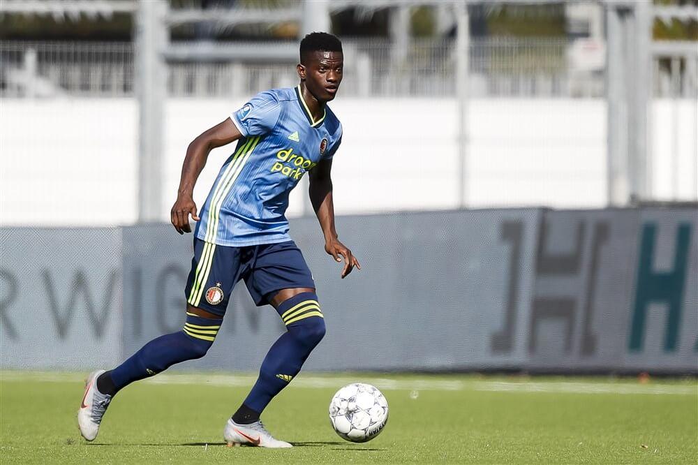 """""""Feyenoord in gesprek met twee verdedigers""""; image source: Pro Shots"""