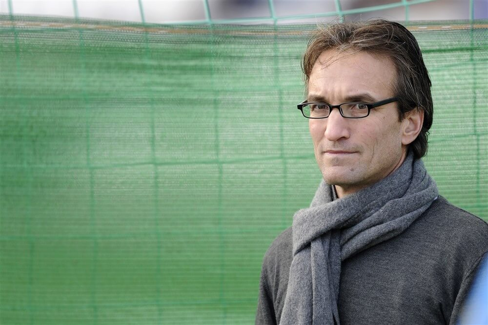 """""""Mark Koevermans definitief algemeen directeur van Feyenoord""""; image source: Pro Shots"""
