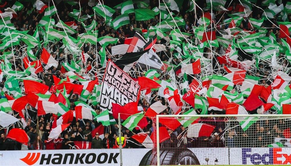 Feyenoord haalt positief bedrijfsresultaat in afgelopen boekjaar; image source: Pro Shots
