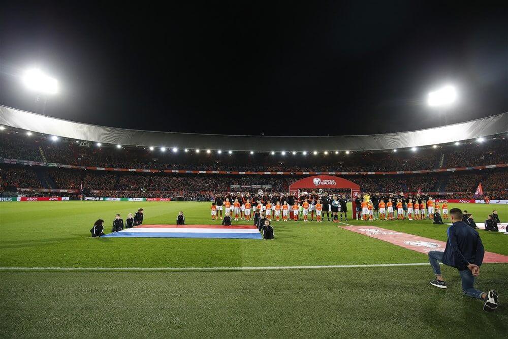 Nederlands elftal speelt interlands tegen Gibraltar en Noorwegen in De Kuip; image source: Pro Shots