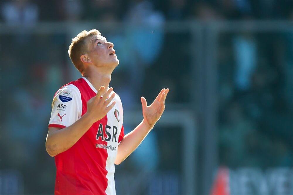 "Martijn Krabbendam: ""Feyenoord wilde John Guidetti terughalen""; image source: Pro Shots"