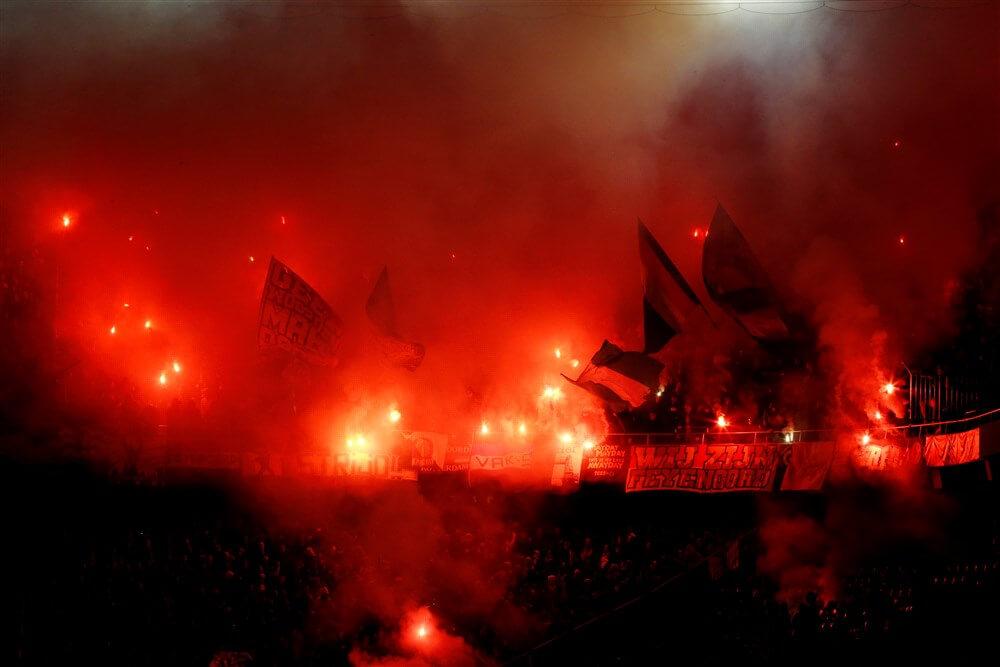 Supporters Feyenoord toch welkom tegen FC Porto; image source: Pro Shots