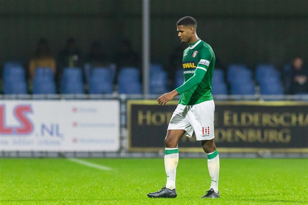 """""""Huurcontracten Noah Lewis en Ramón ten Hove bij FC Dordrecht per direct beëindigd""""; image source: Pro Shots"""