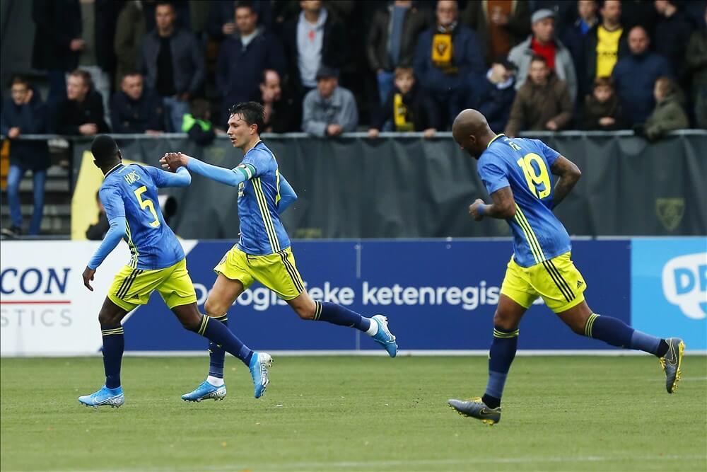 Feyenoord overtuigt niet, maar wint wel met ruime cijfers in Venlo; image source: Pro Shots