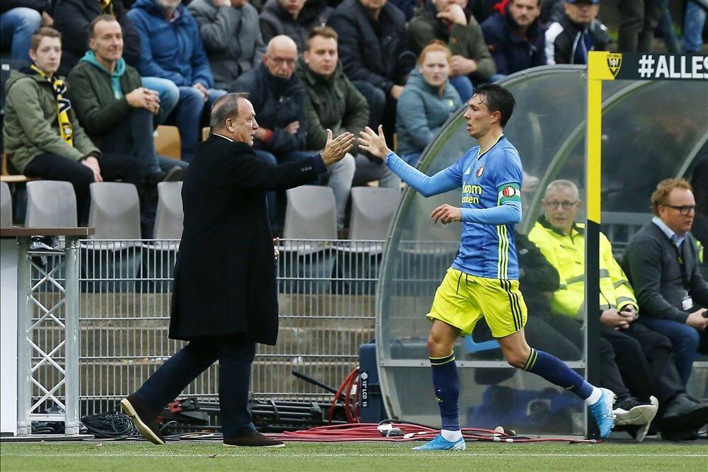 """Steven Berghuis: """"De topsportsfeer is weer terug bij Feyenoord""""; image source: Pro Shots"""
