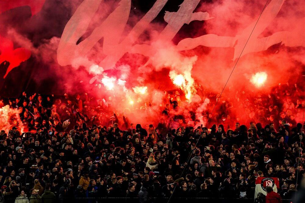 Feyenoord gelijk tegen Young Boys na op en neer gaand duel; image source: Pro Shots