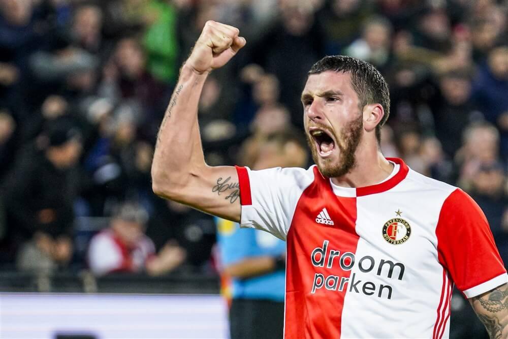 """""""Feyenoord gaat voortaan via Moneyball-principe transfers doen""""; image source: Pro Shots"""