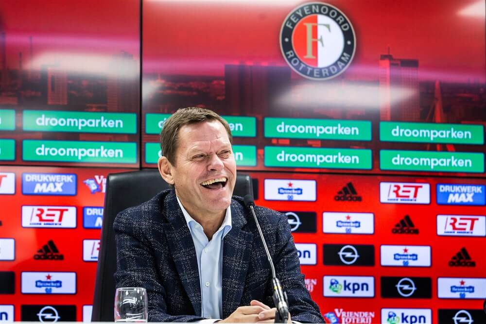 """Frank Arnesen: """"Toen Feyenoord bij mij kwam, had ik daar gelijk oren naar""""; image source: Pro Shots"""