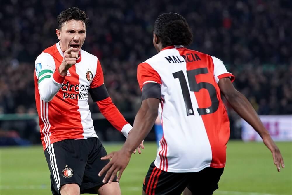 Feyenoord naar zevende plaats na winst tegen PEC Zwolle; image source: Pro Shots