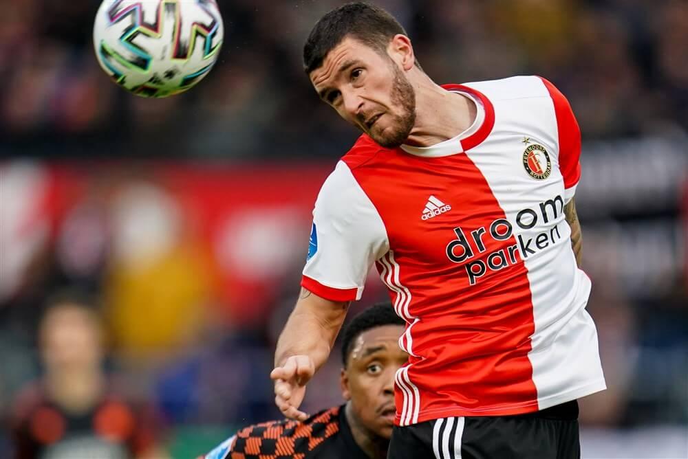 """Marcos Senesi: """"Feyenoord heeft in mijn ogen wel een vleugje Argentinië in zich""""; image source: Pro Shots"""