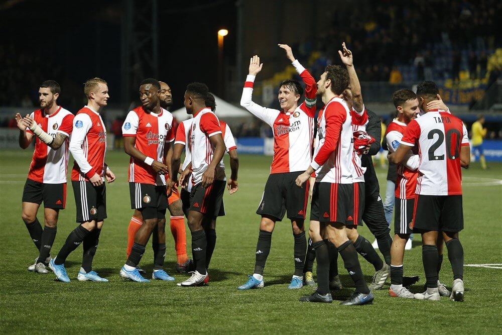 [Update] Fortuna Sittard - Feyenoord op 21 januari; image source: Pro Shots