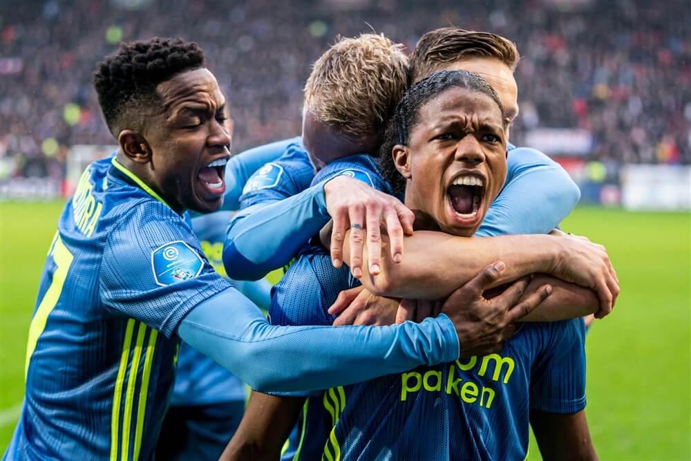 Feyenoord dankzij prachttreffers te sterk voor FC Utrecht; image source: Pro Shots