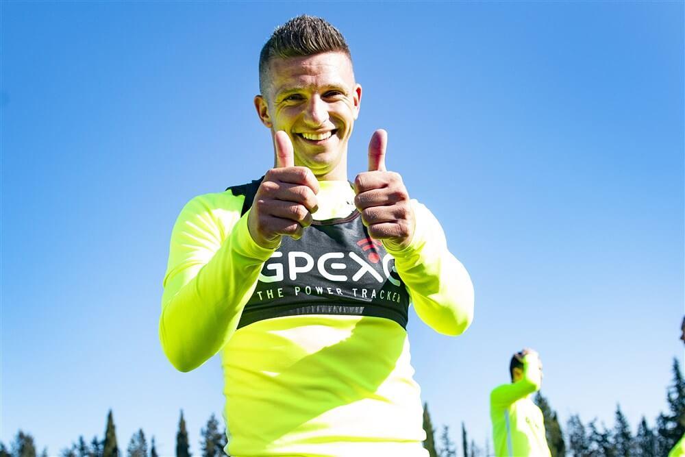 """""""Feyenoord neemt opnieuw contact op met Bryan Linssen""""; image source: Pro Shots"""