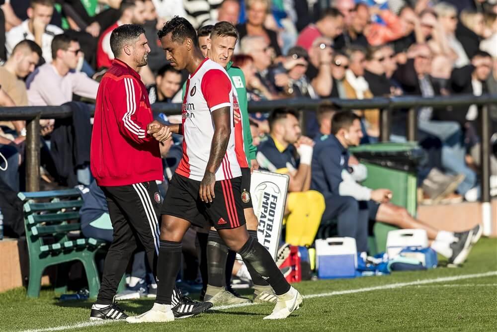 """Renato Tapia: """"Feyenoord heeft besloten om mijn contract niet te verlengen""""; image source: Pro Shots"""