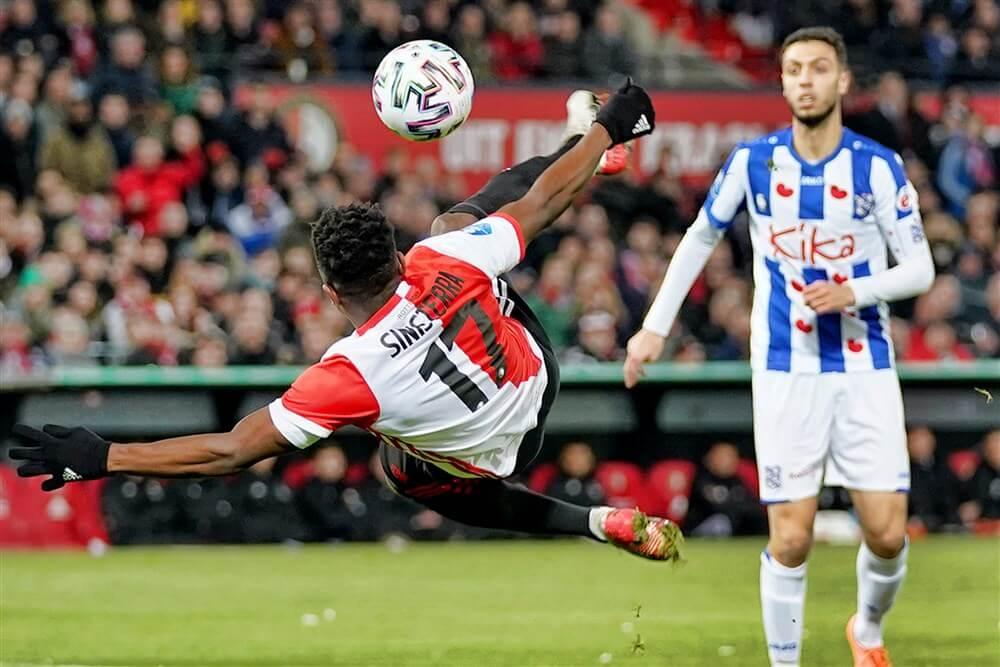 Feyenoord begint 2020 met terechte zege op sc Heerenveen; image source: Pro Shots