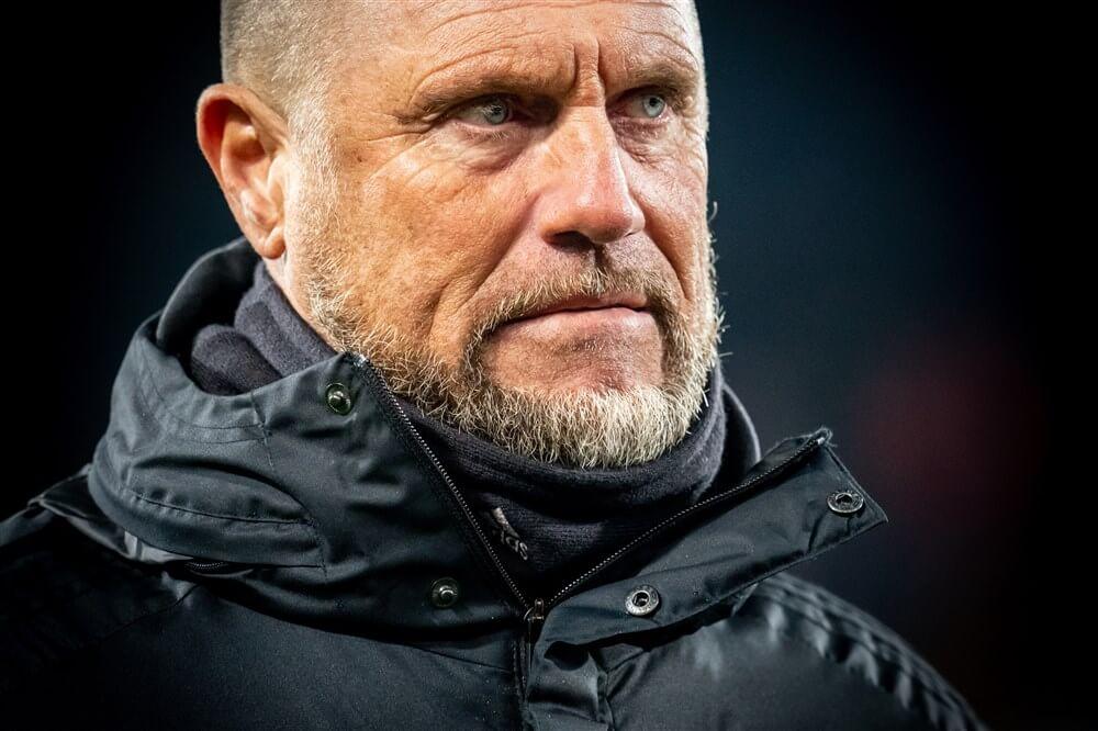 John de Wolf ook komende twee seizoenen assistent-trainer bij Feyenoord; image source: Pro Shots