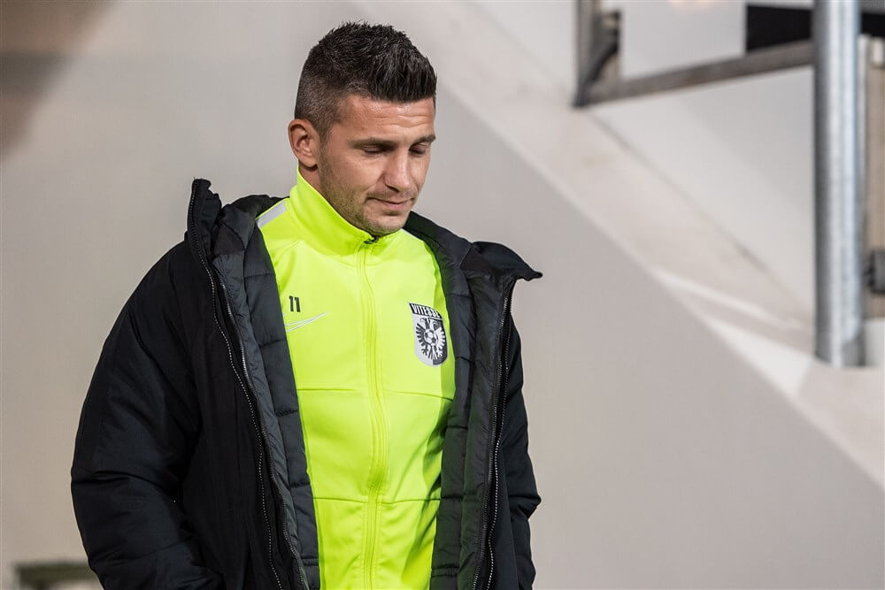 """Bryan Linssen: """"Als de eerste aanbieding minder dan die van Vitesse is, had ik ook kunnen blijven""""; image source: Pro Shots"""