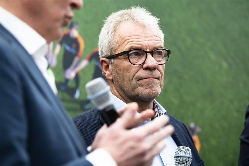 """Eric Gudde: """"Misschien bekerfinale in september of oktober als galawedstrijd""""; image source: Pro Shots"""
