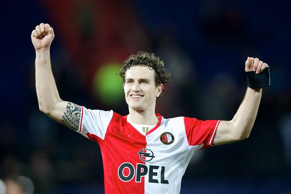 """""""Daryl Janmaat keert niet terug bij Feyenoord""""; image source: Pro Shots"""