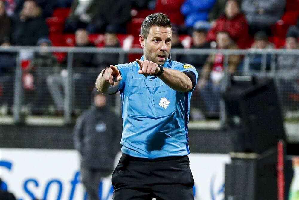 Feyenoord - FC Twente gefloten door Pol van Boekel; image source: Pro Shots
