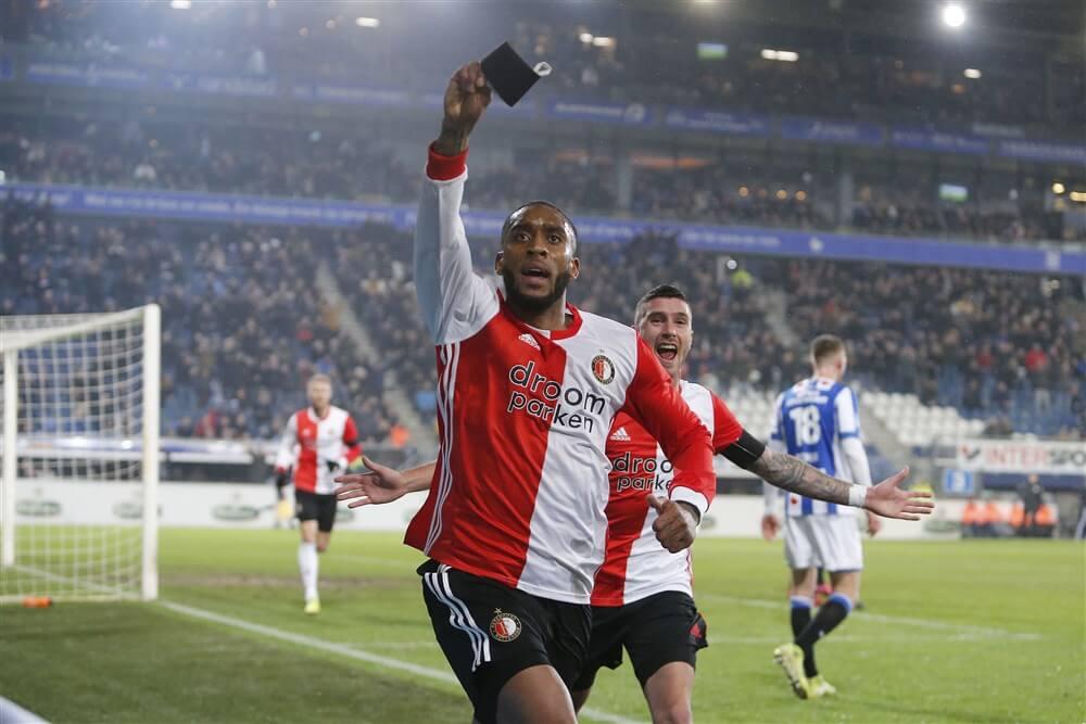 Strijdend Feyenoord plaatst zich voor halve finale KNVB Beker; image source: Pro Shots
