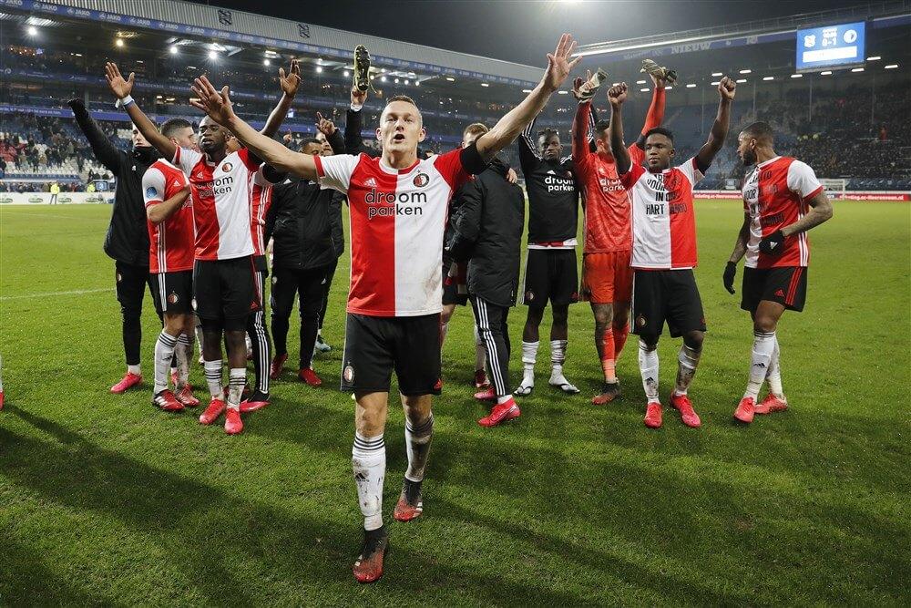 Feyenoord - NAC Breda op donderdag 5 maart; image source: Pro Shots