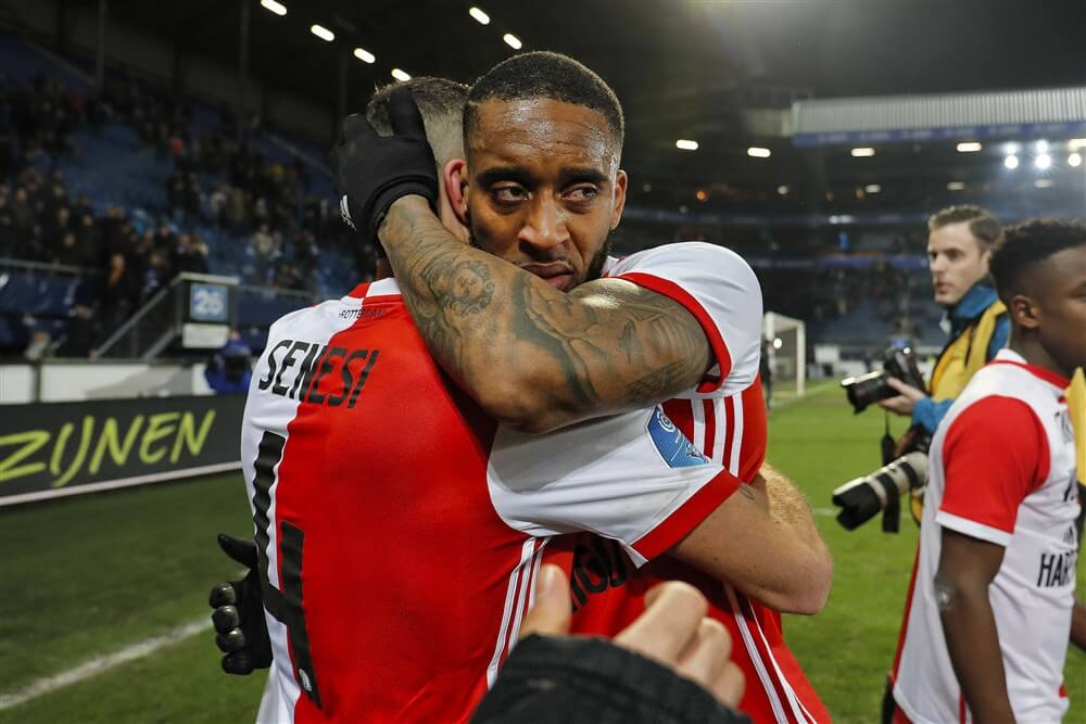 """[Update] Advocaat Christian Visser: """"Feyenoord wint bekerfinale niet zonder te spelen""""; image source: Pro Shots"""