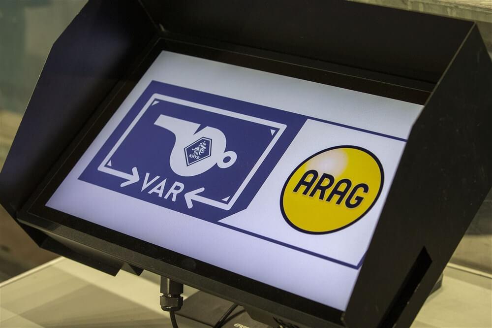 Komend seizoen ook buitenspeltechnologie in Eredivisie; image source: Pro Shots