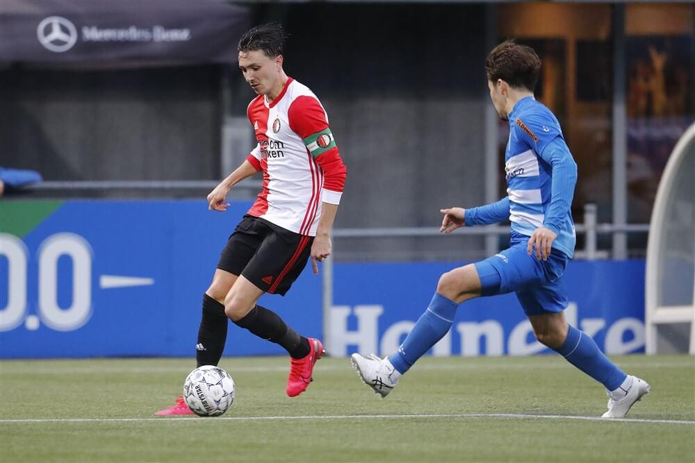 Onverzettelijk Feyenoord pakt winst in spektakelstuk in Zwolle; image source: Pro Shots
