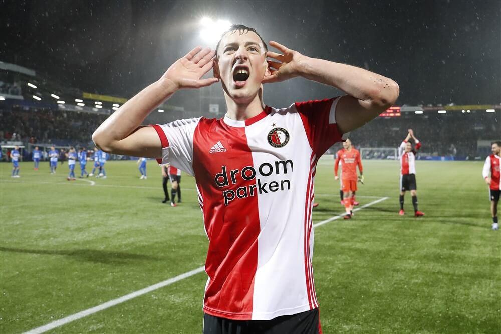 Concept programma KNVB: Feyenoord begint uit tegen PEC Zwolle, FC Twente week later thuis; image source: Pro Shots