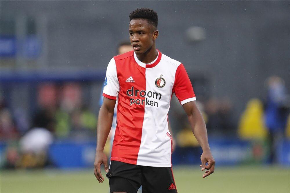 Feyenoord licht optie in contract Luis Sinisterra; image source: Pro Shots