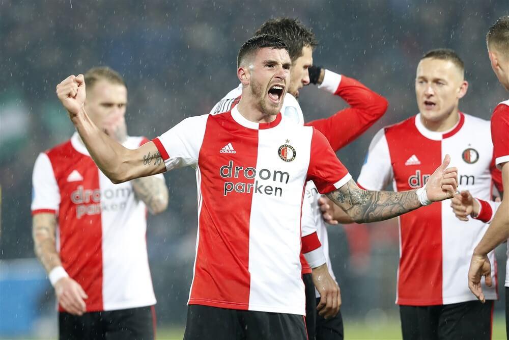 """""""Feyenoord wil veel meer dan 20 miljoen euro voor Marcos Senesi""""; image source: Pro Shots"""
