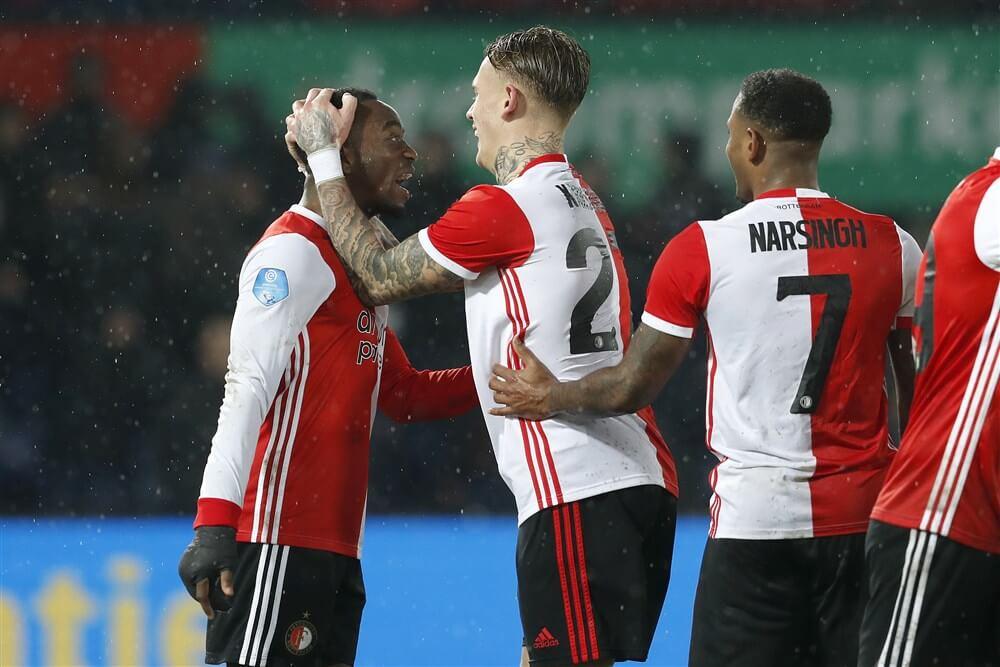 Feyenoord na monsterzege tegen NAC naar finale beker; image source: Pro Shots