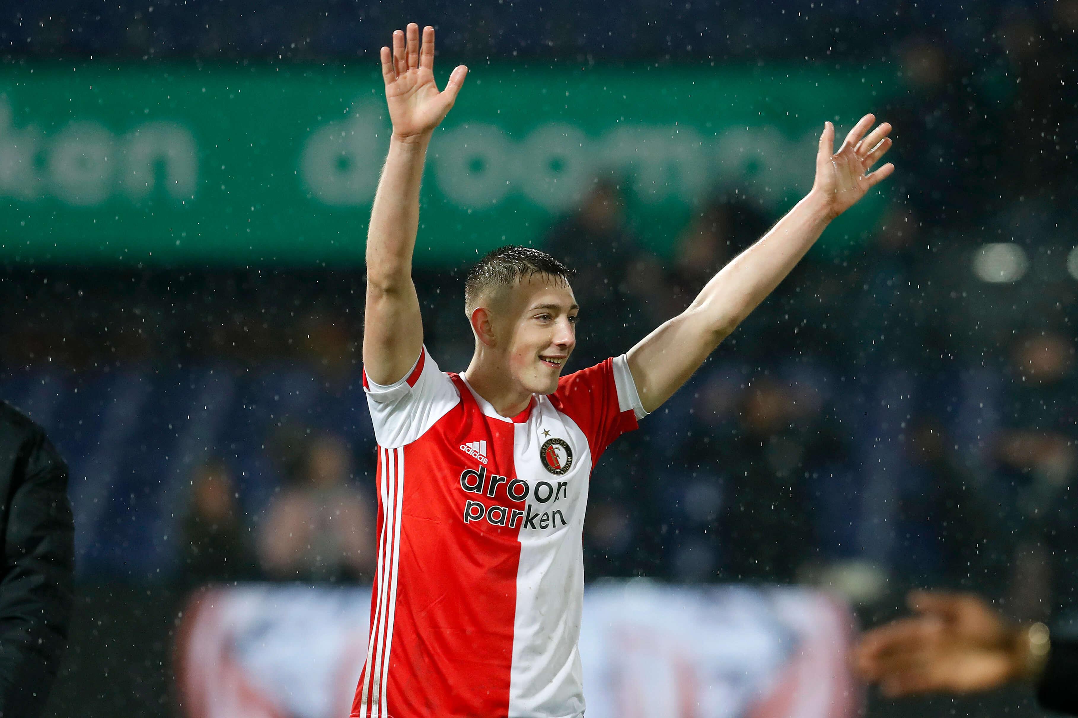 Róbert Boženík beste Slowaakse voetballer onder 21; image source: Pro Shots