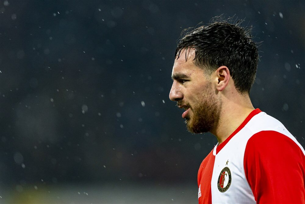 """Orkun Kökcü dicht bij recordtransfer naar Arsenal""; image source: Pro Shots"