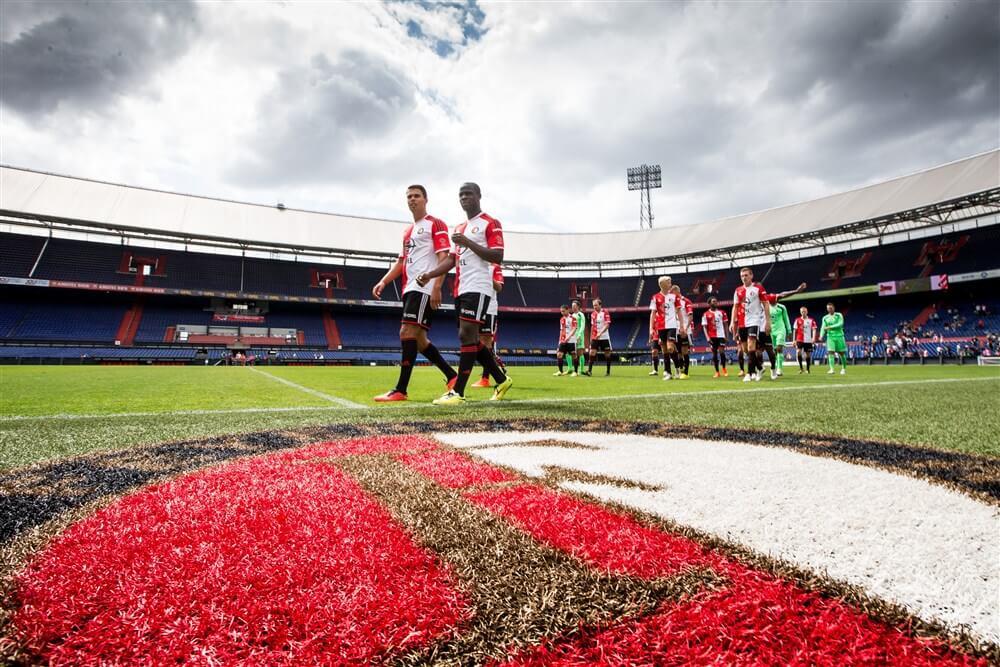 Feyenoord in voorbereiding vriendschappelijk tegen Southampton en Panathinaikos; image source: Pro Shots