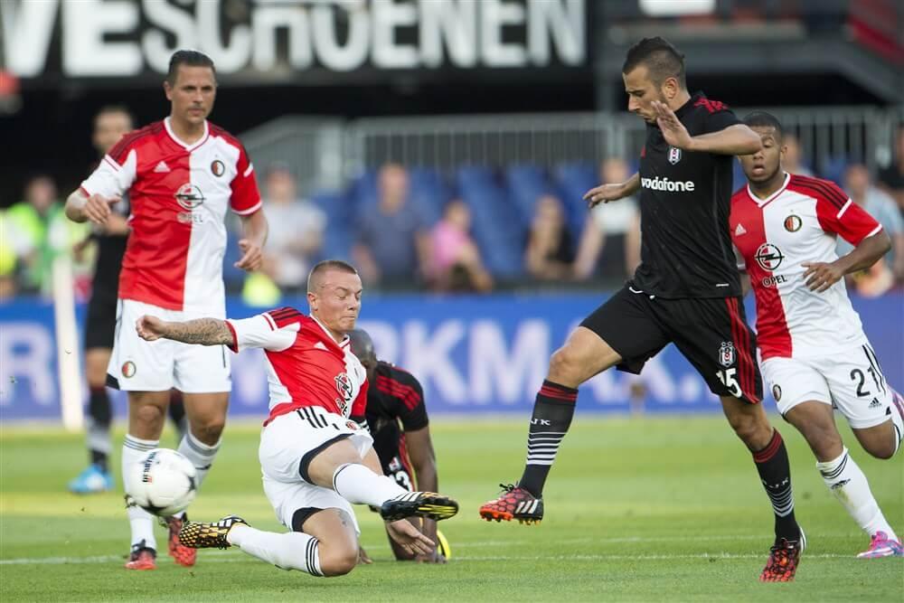 """[Update] """"Feyenoord neemt salaris Oguzhan Özyakup gedeeltelijk over en bedingt koopoptie""""; image source: Pro Shots"""