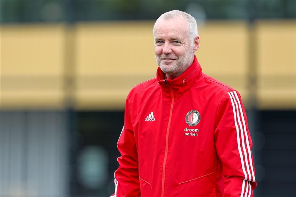 """Rini Coolen nieuwe hoofd jeugdopleiding Feyenoord""; image source: Pro Shots"
