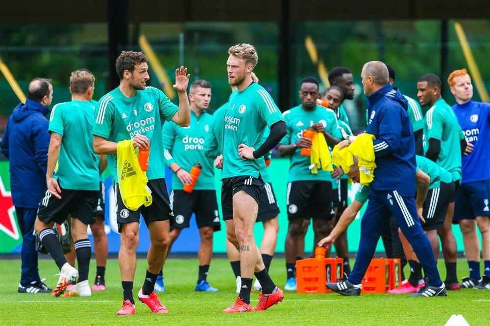 Feyenoord vertrekt met 22 spelers richting Duitsland voor trainingskamp; image source: Pro Shots