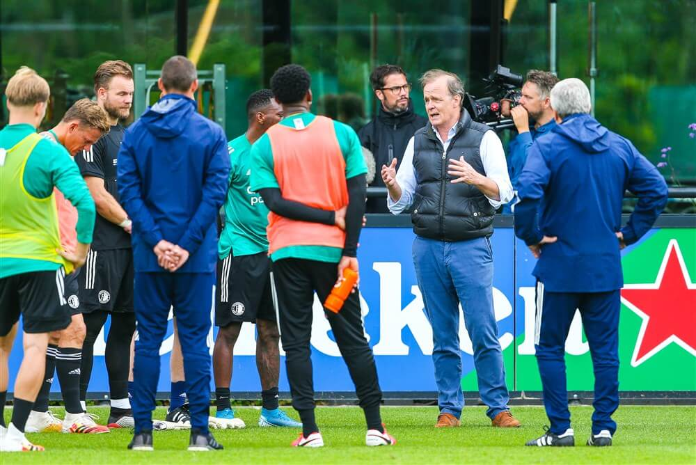 """Trainingskamp Feyenoord in Oostenrijk afgezegd""; image source: Pro Shots"
