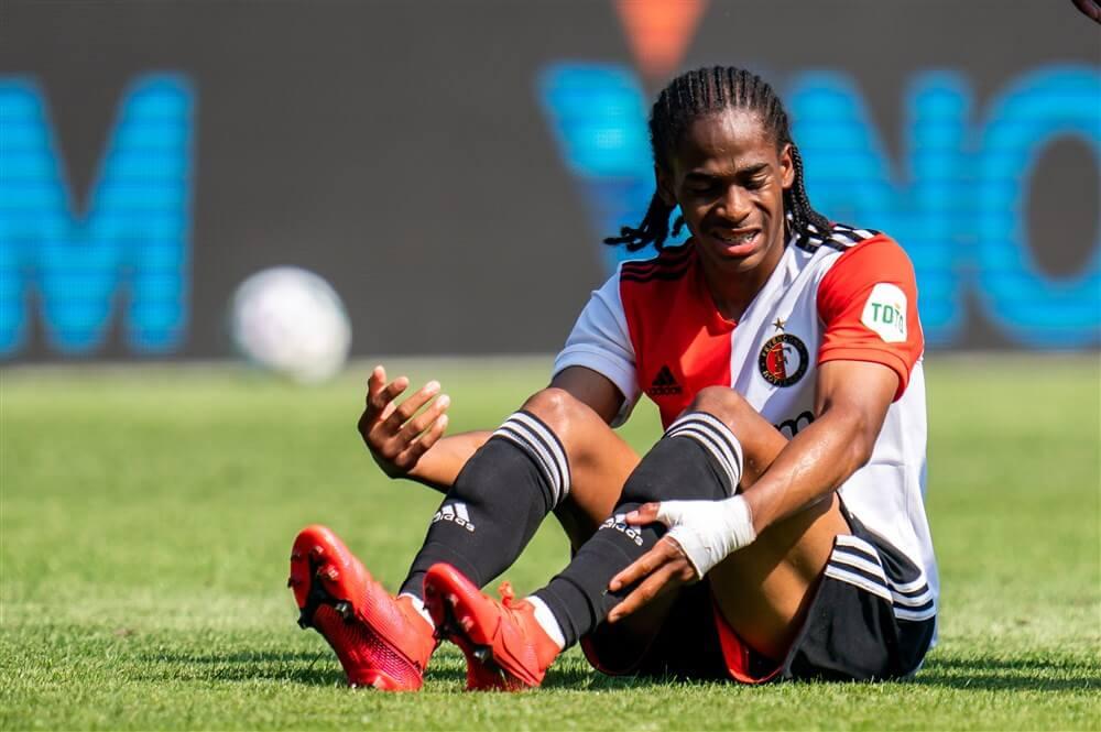 Feyenoord zet Crysencio Summerville terug naar Onder 21-team; image source: Pro Shots