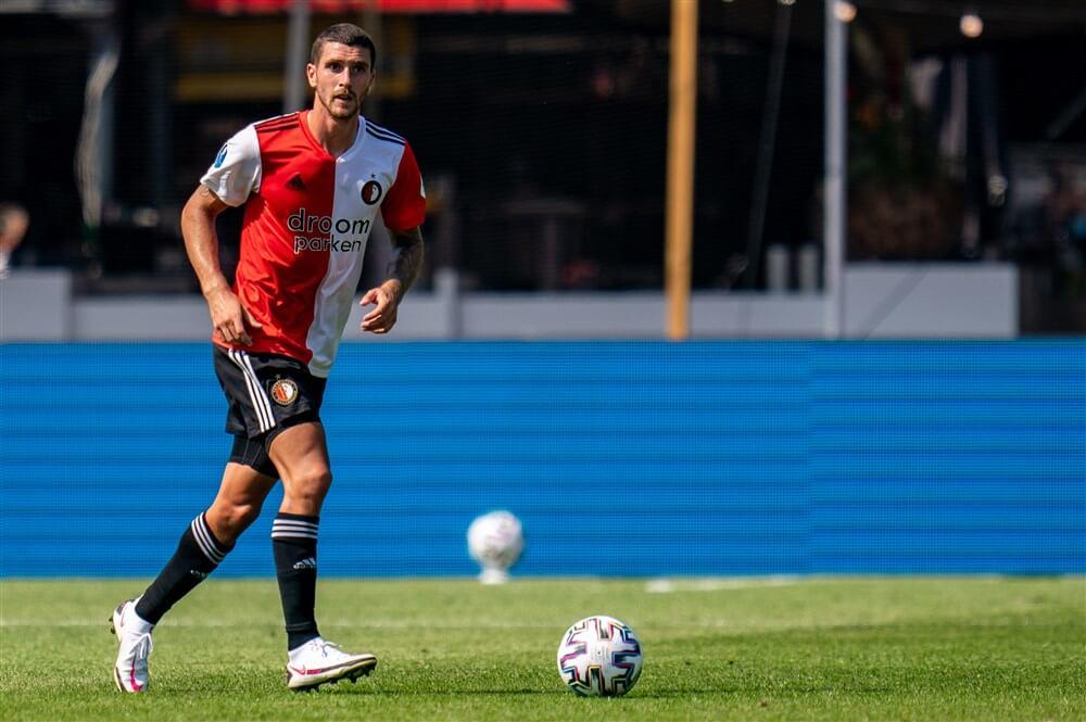 """""""Napoli gaat vol voor komst Marcos Senesi en wil voldoen aan vraagprijs Feyenoord""""; image source: Pro Shots"""
