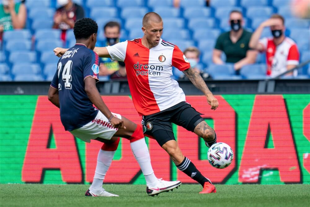 Doelpuntloos gelijkspel voor Feyenoord tegen FC Twente; image source: Pro Shots
