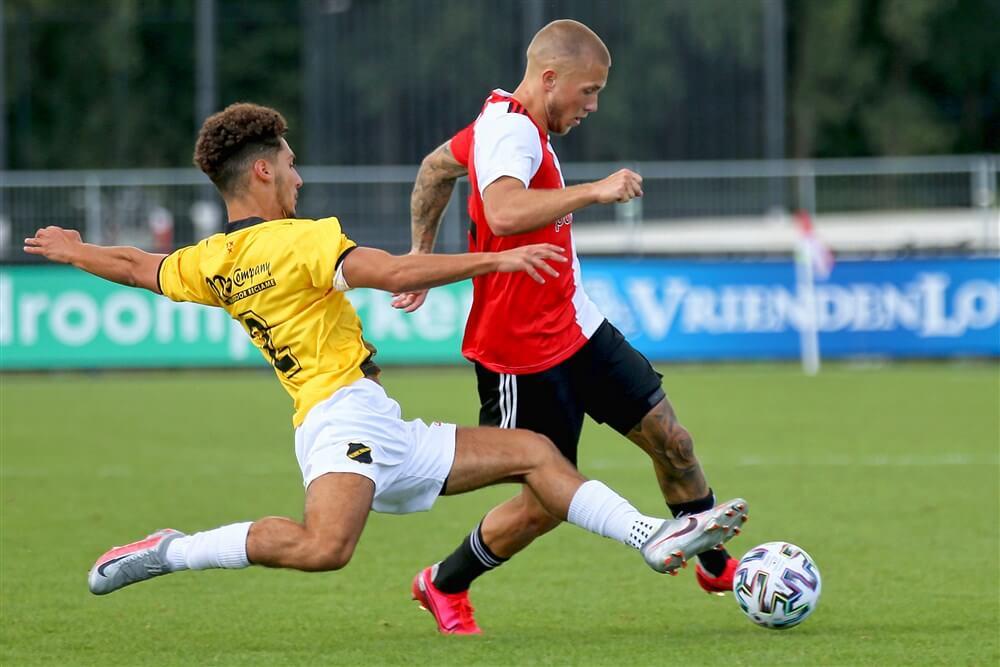 Thuiswedstrijden Feyenoord Onder 21 geschrapt vanwege positieve coronatest; image source: Pro Shots